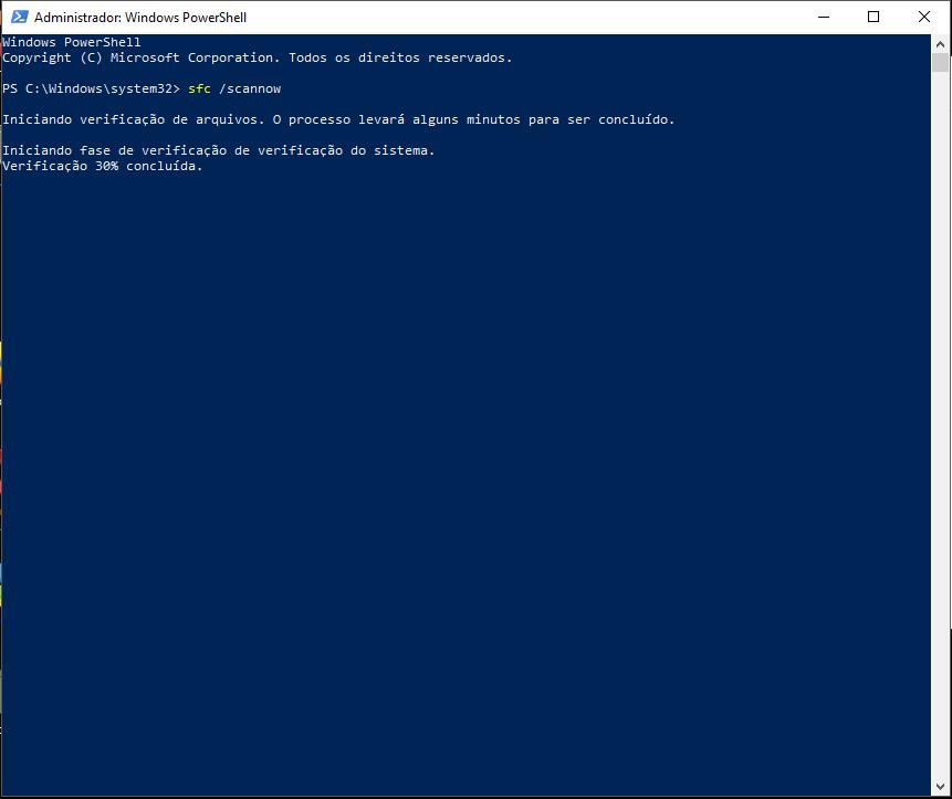 Não foi possível instalar o Windows 10: Erro 0xC1900101