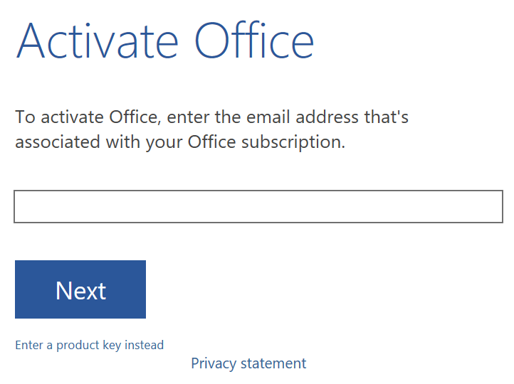microsoft office 2013 product key online