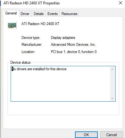 Ati radeon hd 2400 xt driver download windows 7 youtube.
