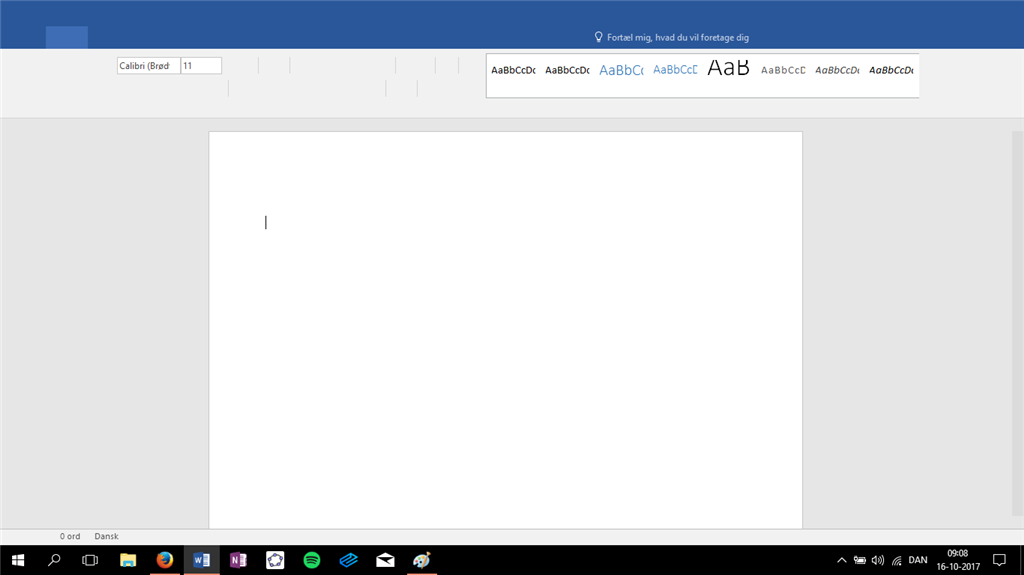 word opens as a blank screen sometimes microsoft community
