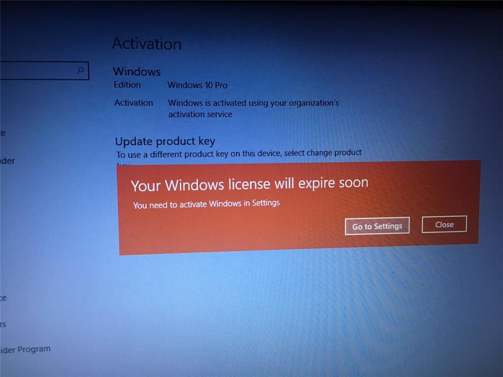 where is my product key in windows 10
