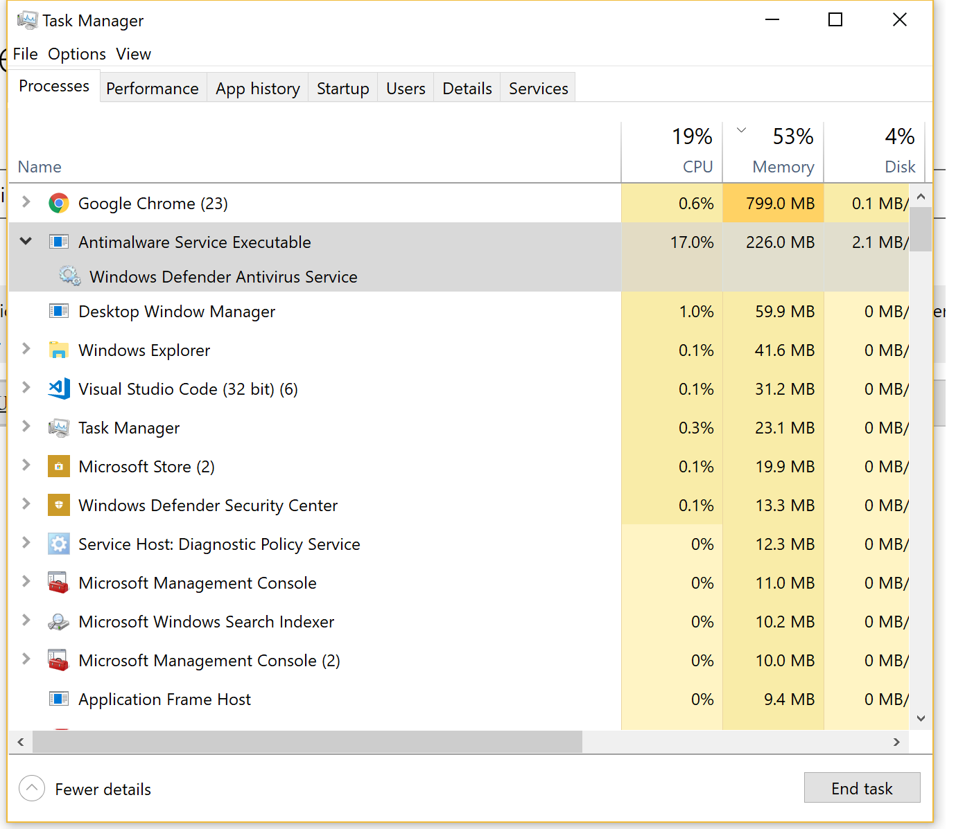 How To Turn Off Windows Defender Antimalware Executable Microsoft Community