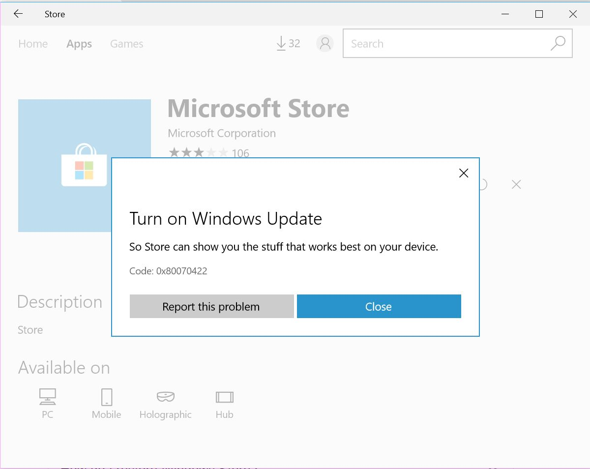 Windows 10 cant download apps | I can't download or update
