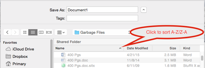 File Tree Subfolders Out Of Alphabetical Order In Save As