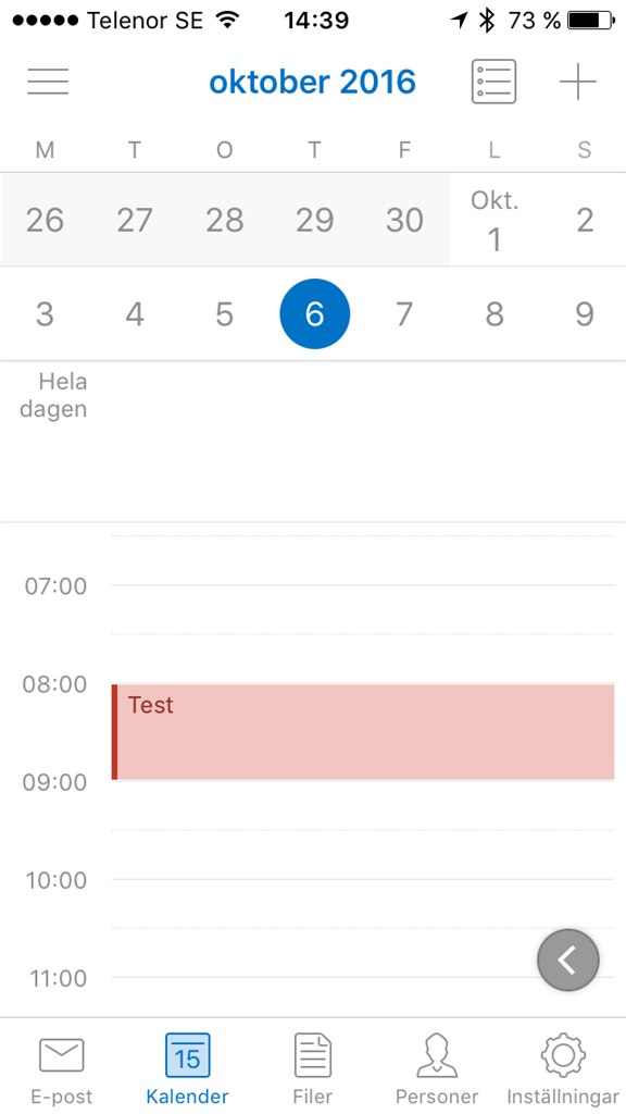 Time Zone differences in calendar between Outlook 365 Mac, Webmail