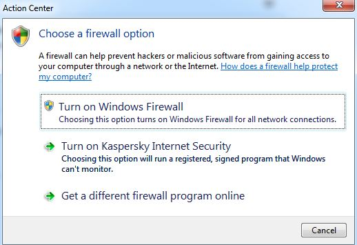 Check My Firewall