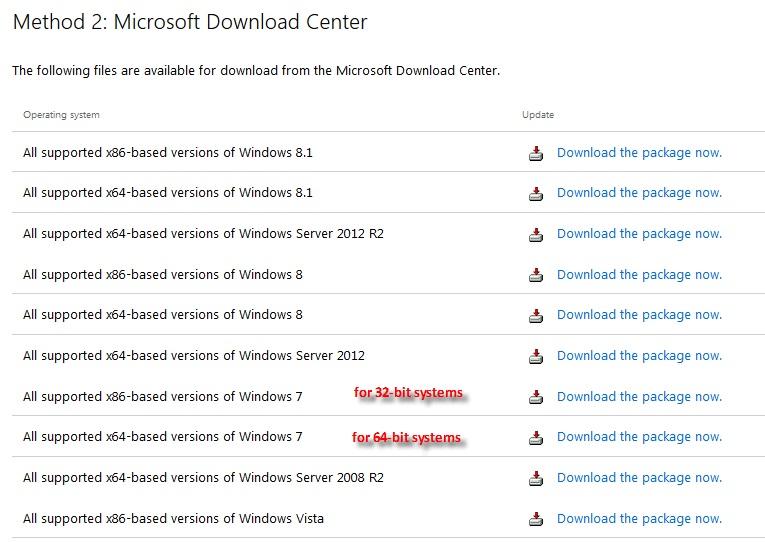 api-ms-win-crt-runtime-l1-1-0.DLL - > Visual C++ ...