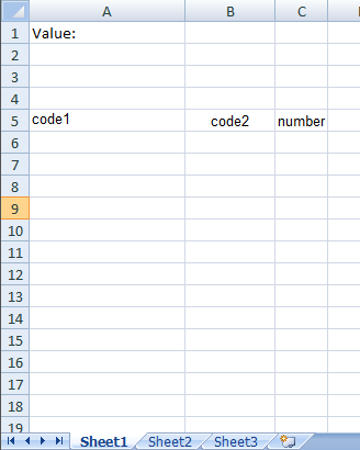 Loop through filtered list for each value and copy data for