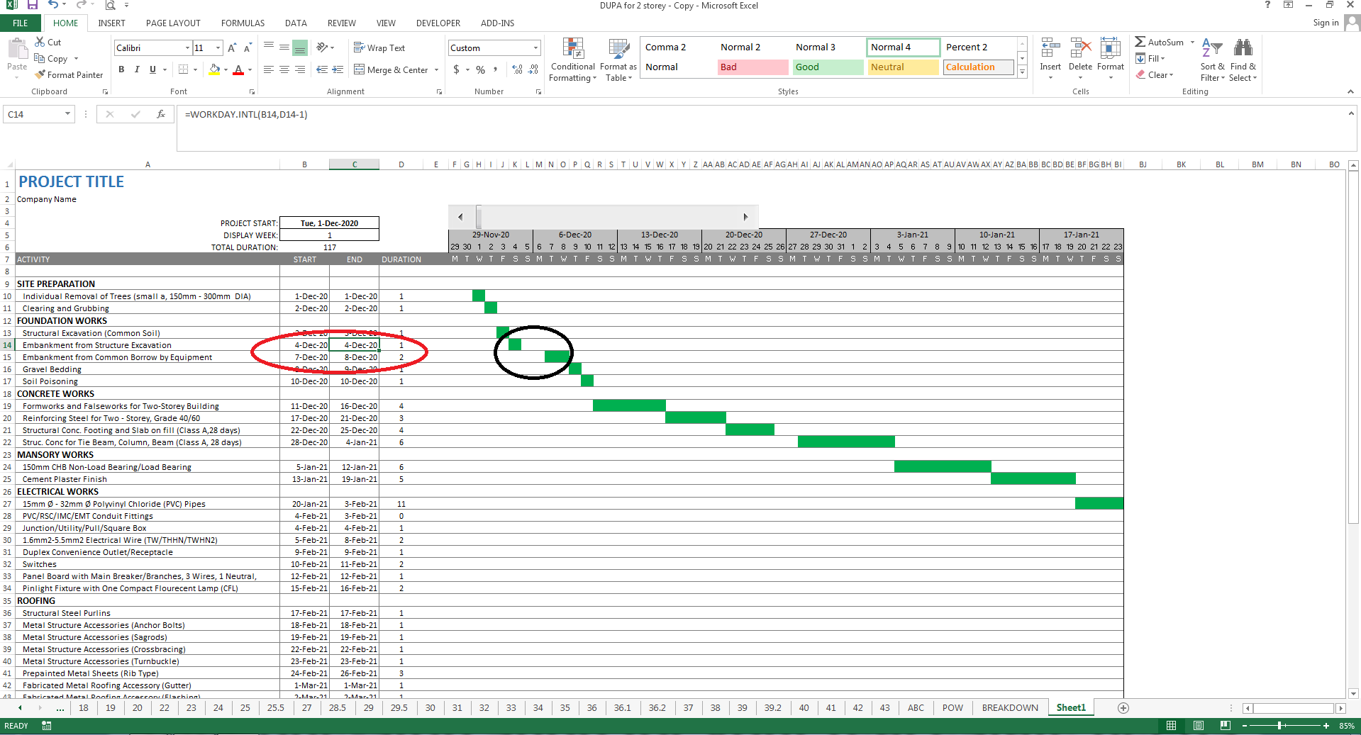 Excel Workday formula skipping some dates   Microsoft Community