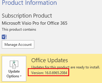 Visio Stencils missing since upgrading to Visio 2016 - Microsoft