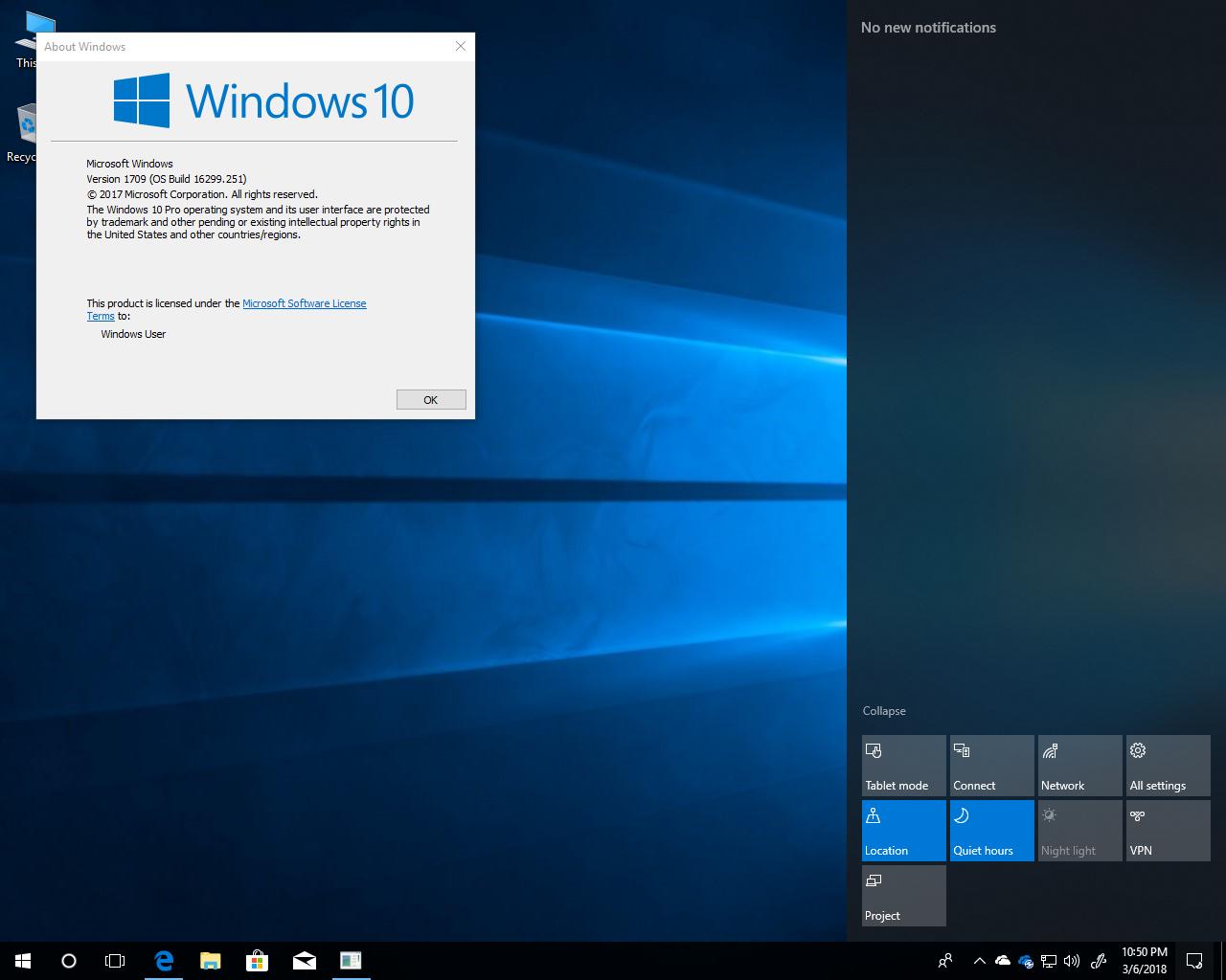 Night Light Windows 10 Always On