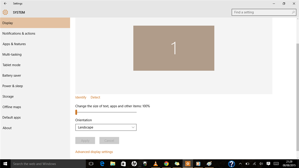 Brightness Stuck on Windows 10 - Microsoft Community