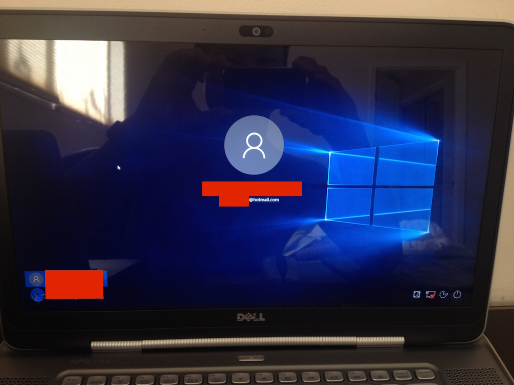 password not working in safe mode windows 10