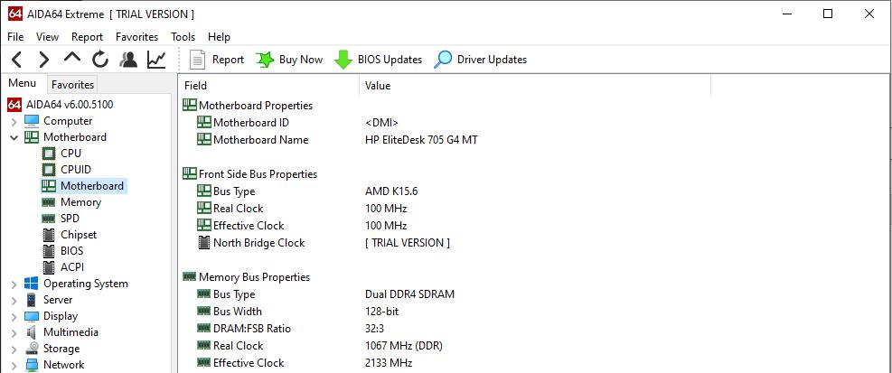 1903 update reduced RAM speed - Microsoft Community