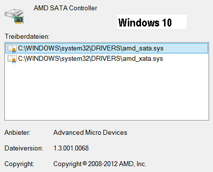 Windows 10 erkennt eSATA Laufwerk nicht