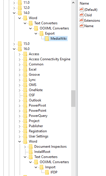 how use microsoft office word add in for mediawiki microsoft community