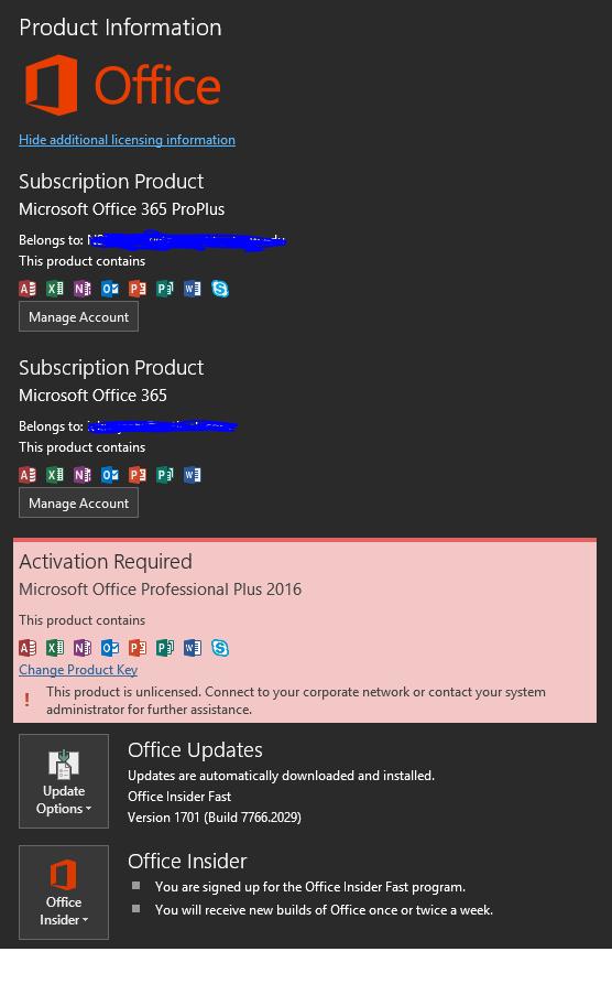 Office Insider Tile Missing Microsoft Community