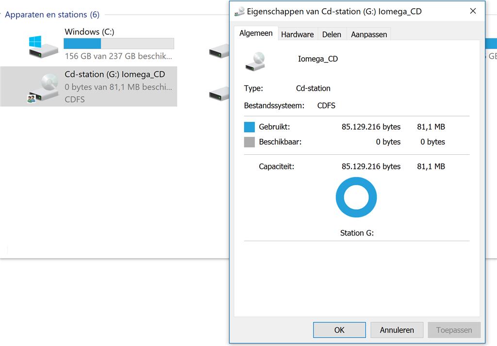 CDFS externe harde schijf standaardtype openen op windows ... | 1024 x 713 png 115kB
