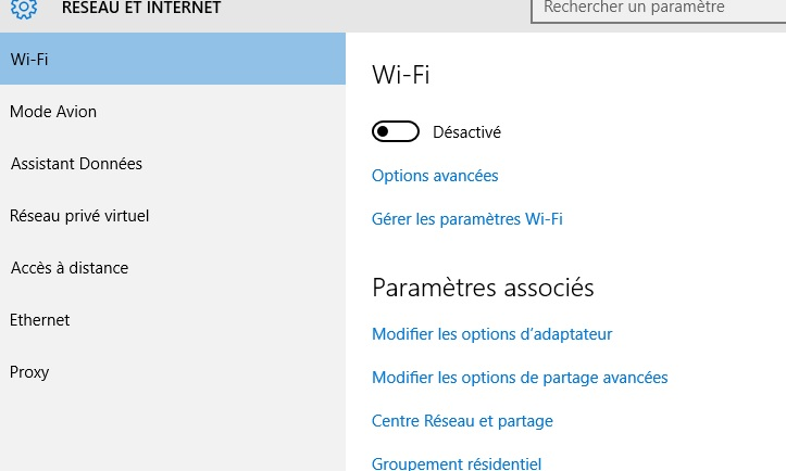 cannot connect to wifi windows 10 lenovo