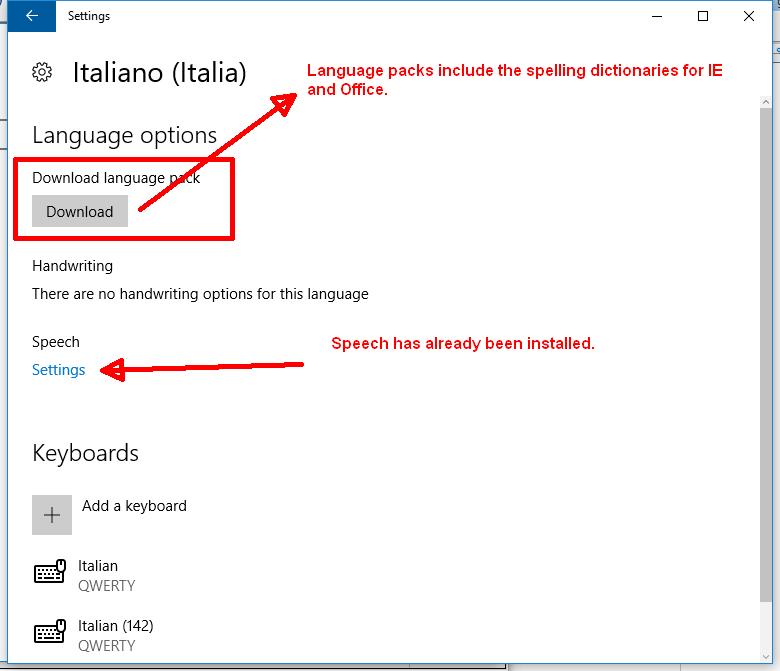 Spell check not working in Internet Explorer - Microsoft Community