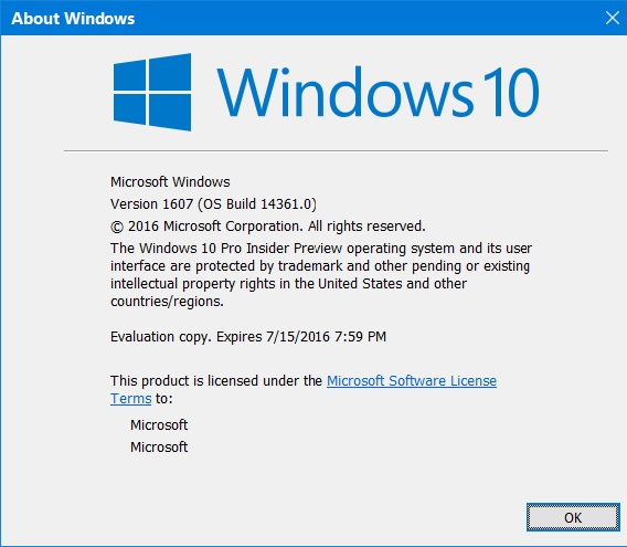 microsoft windows 7 licence expired
