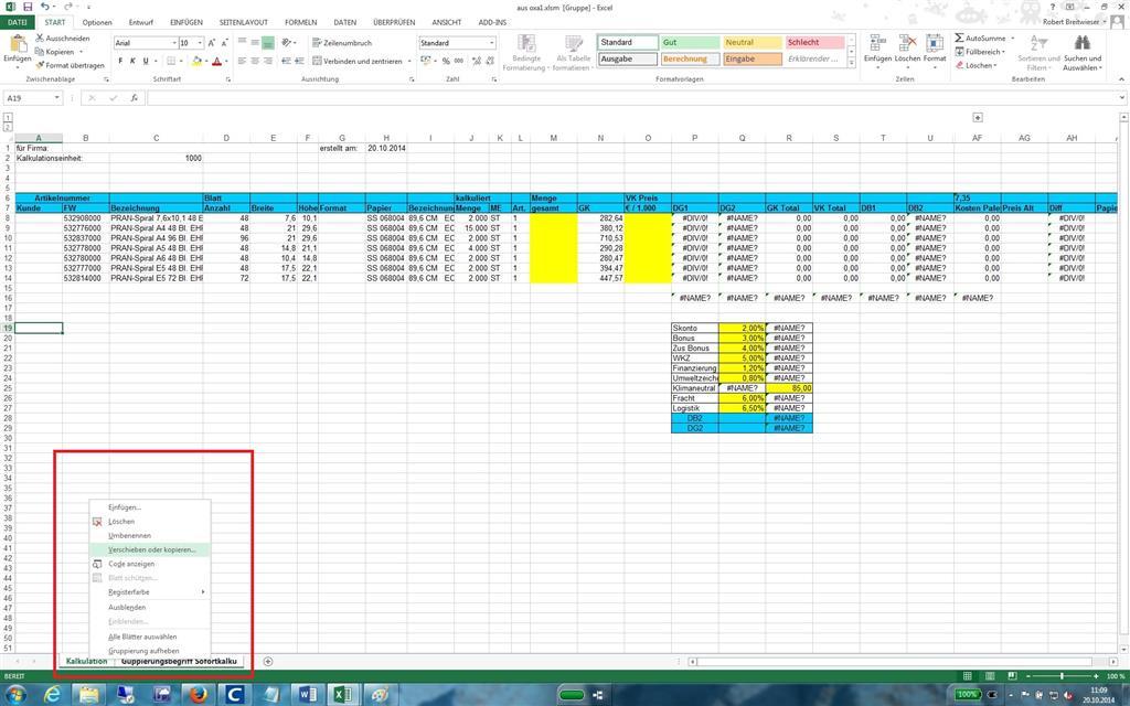 Excel 2013 funktioniert nicht mehr nach dem eine xlsm Datei ...