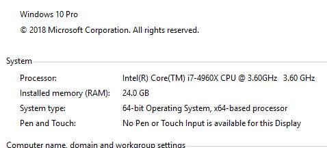 Windows Media Feature Pack installation fails 1803 (17134 112