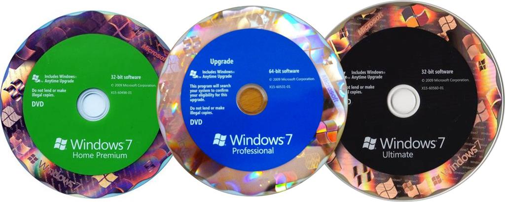 How to: What are my options for obtaining Windows 7 reinstall