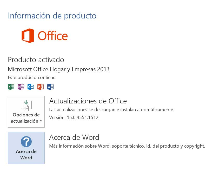 microsoft office 2013 package