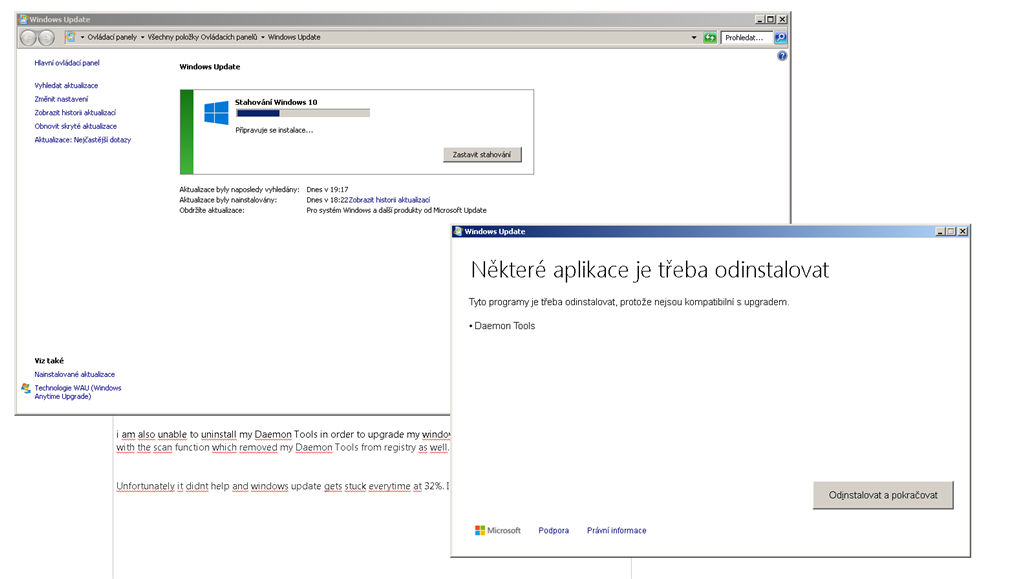 daemon tools lite download failed