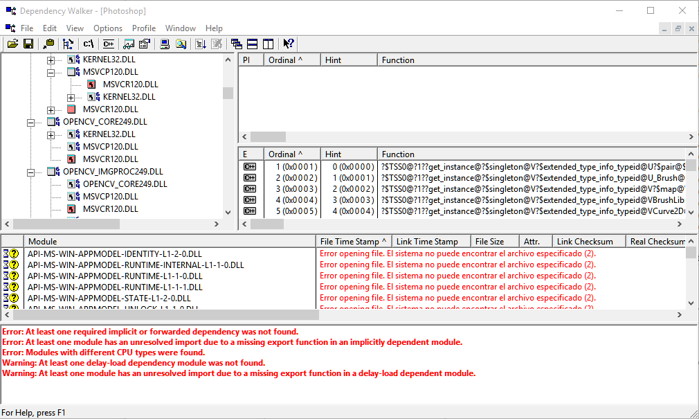 Windows 10 | Error 0xc00007b al iniciar Adobe - Microsoft