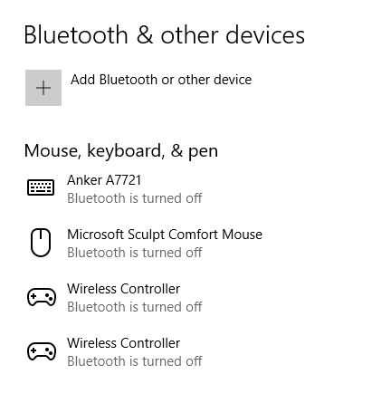 Bluetooth Not Working Can T Find In Device Manager Windows 10 Microsoft Community