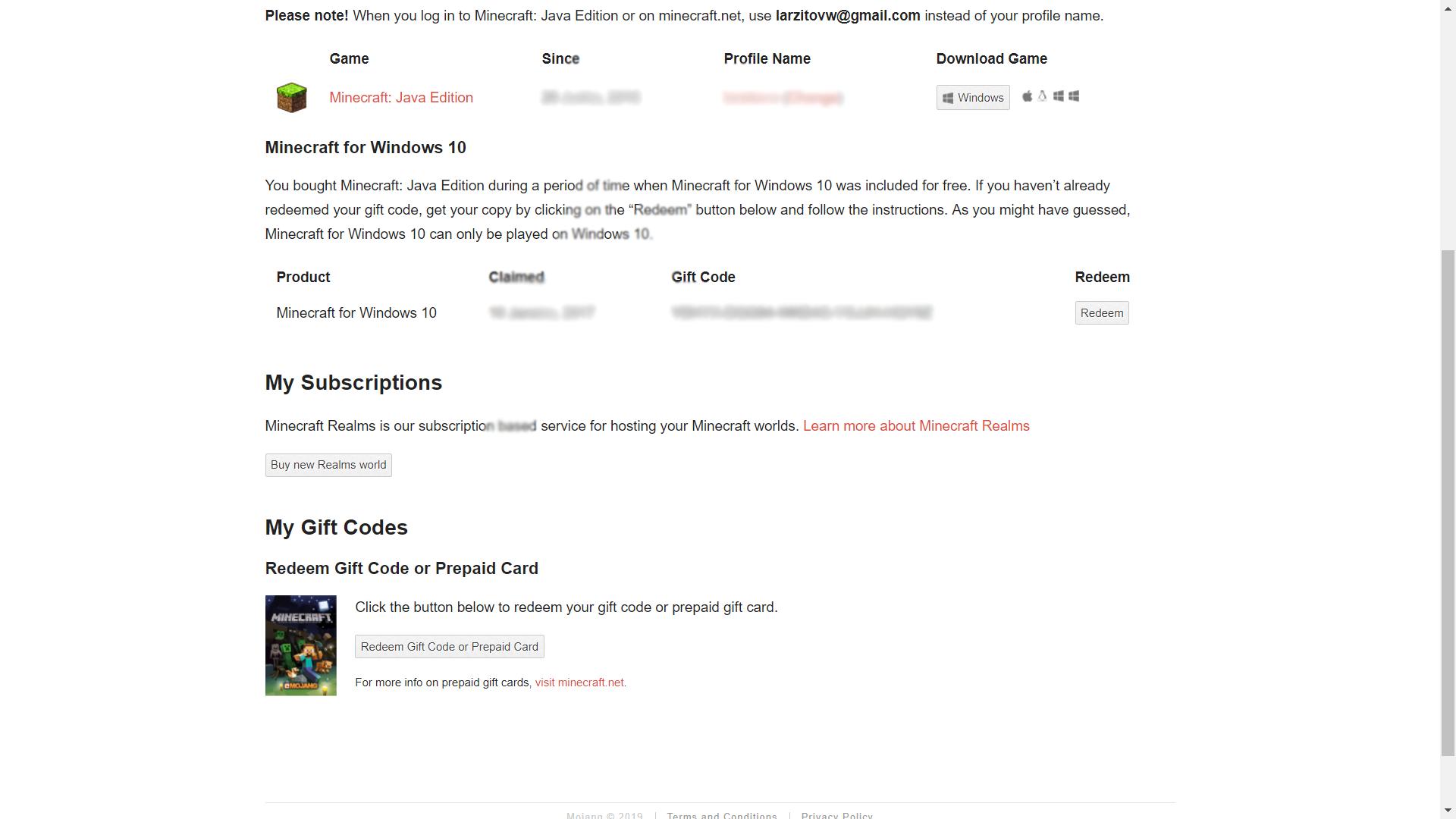 Minecraft Activation Microsoft Community