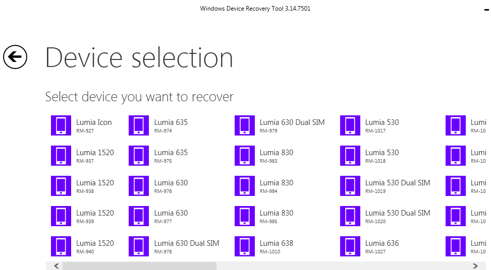 Why Lumia 1020 is not Detected by Windows Device Recovery