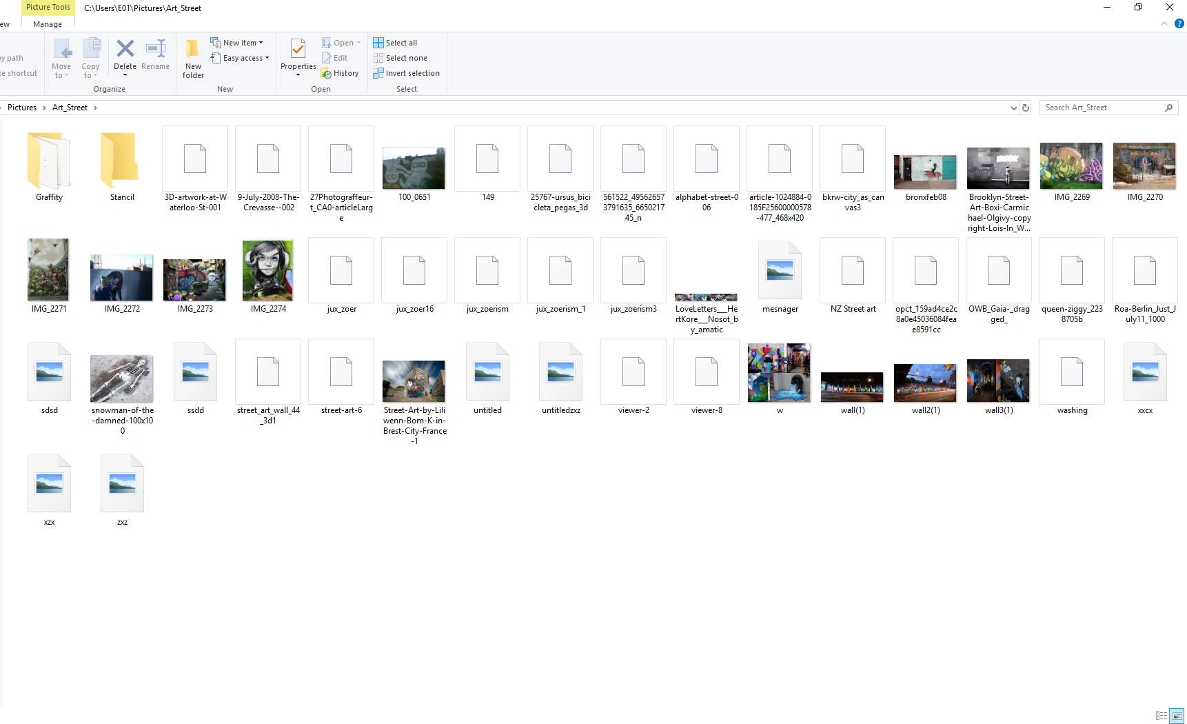 Some Windows 10 photo thumbnail and folder preview not working  Need