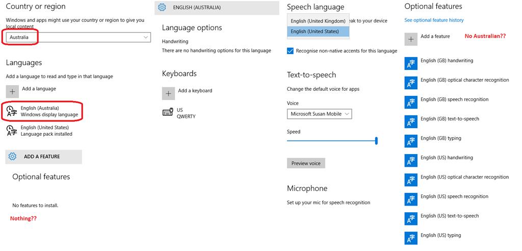 Download language pack windows 10 cortana | CortanaCortana