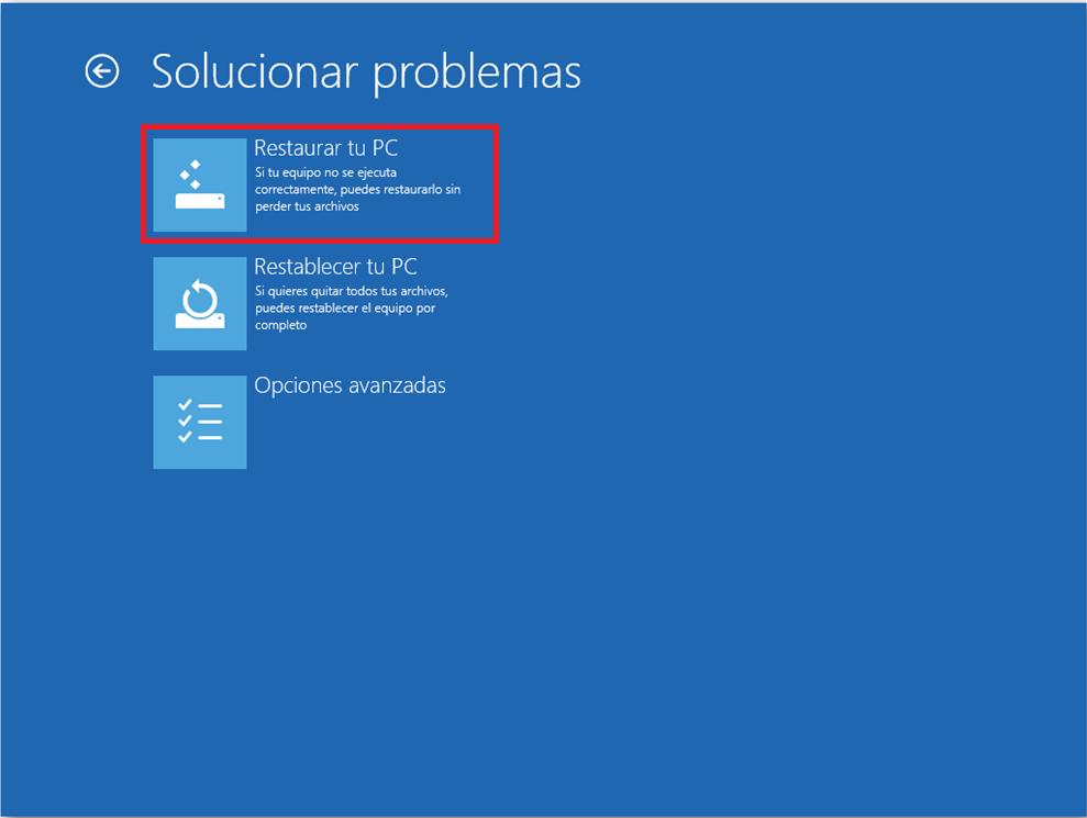Windows 10 No Arranca Dice Preparando Reparación Automática