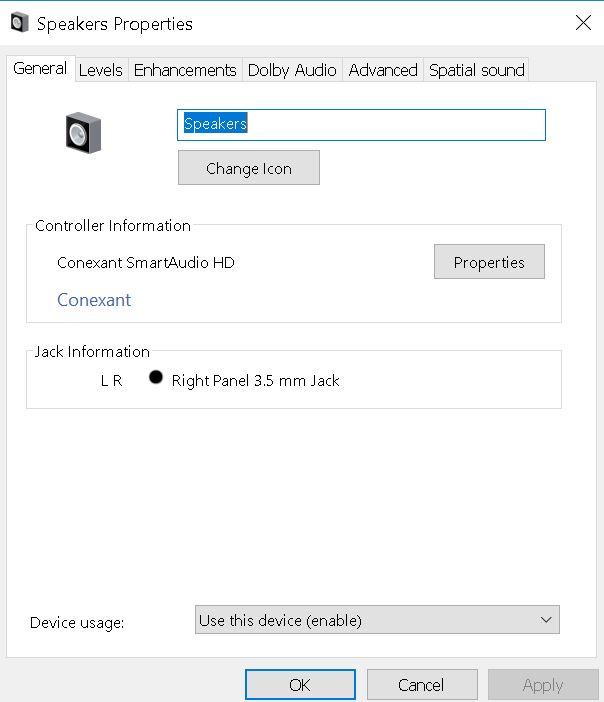 sound doesnt work on windows 10 after update