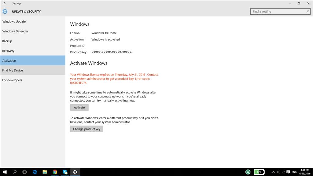 chucounlia • Blog Archive • Error code 0xc004f074 windows 10 kms