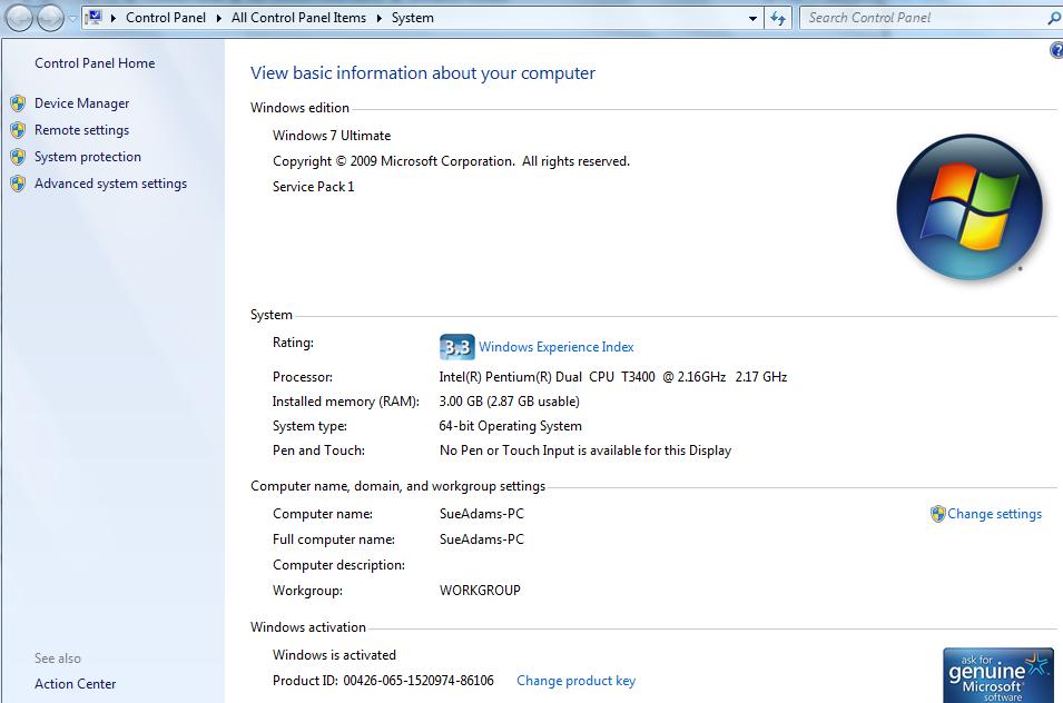 microsoft office 2007 updates for windows 7