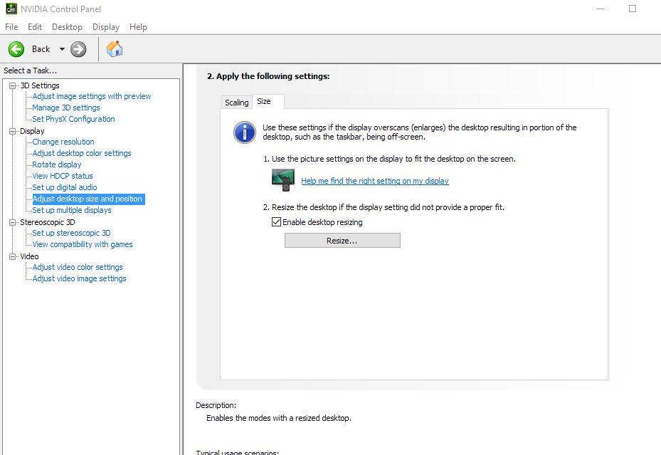 Windows 10 display resolution and scaling - Microsoft Community
