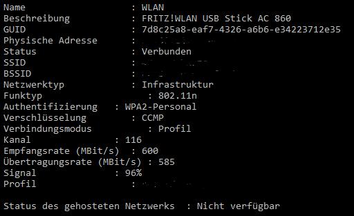 AC WiFi connecting as N protocol WINDOWS 10 64 BIT - Microsoft Community