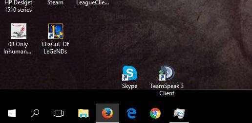 strange icon problem when running a second monitor - Microsoft Community