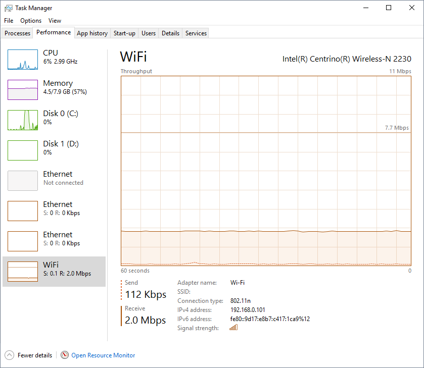 Very slow internet browsing speed while Windows 10