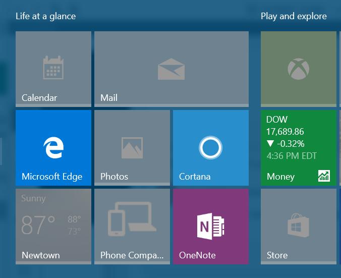 Windows 10 Store Apps Stuck Updating (but won't update