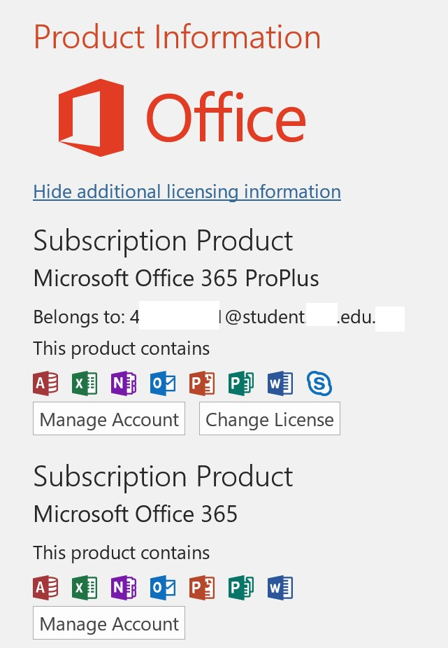Activation Office 365 A1 Plus for students - Microsoft Community