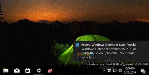 como desativar windows defender w10