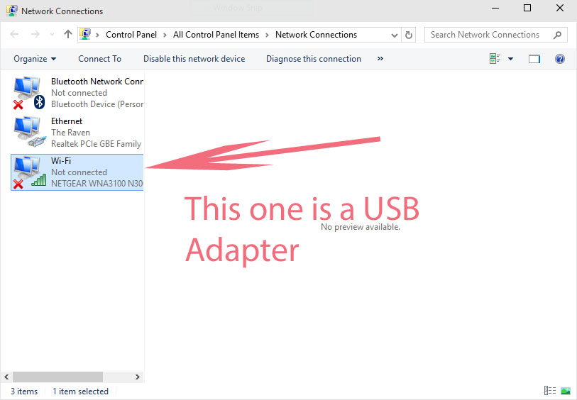 Does Not Detect Wireless Adapter - Microsoft Community