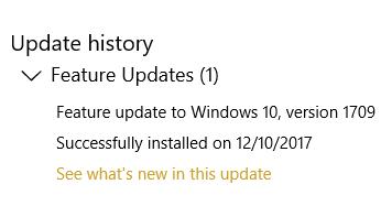 windows 10 crash after update 2017