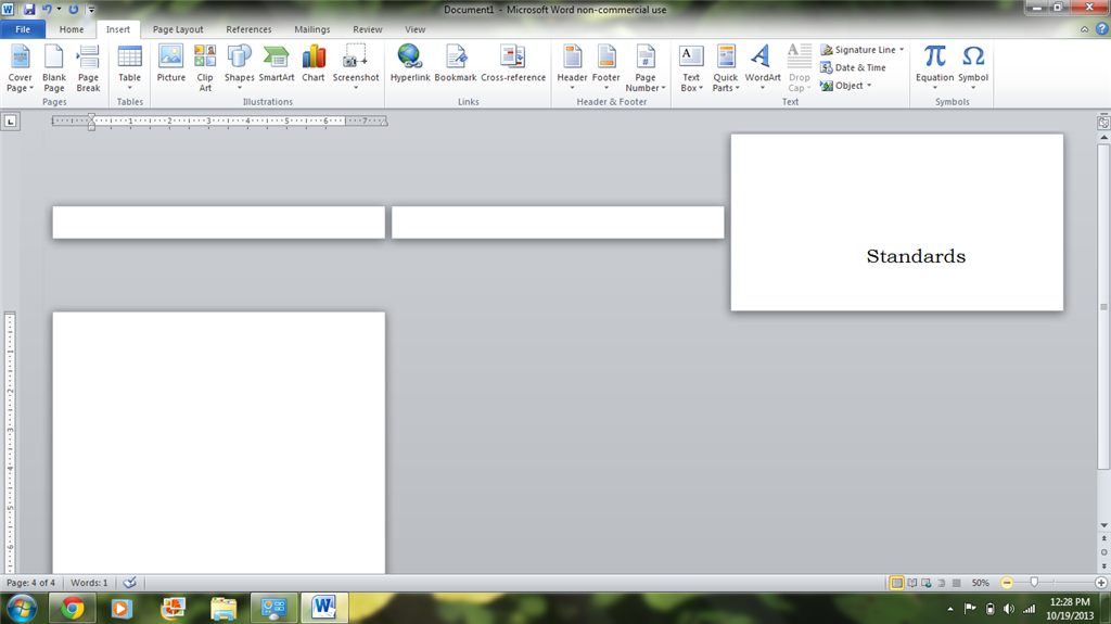 Does Anyone Know How To Reset The Page Size After Making An Envelope